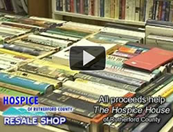 Hospice Resale Shop Video