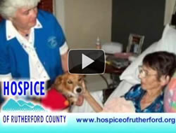 Hospice of Rutherford County Video